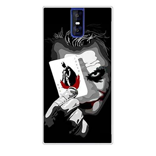Easbuy Handy Hülle Soft Silikon Transparent Hülle Etui Tasche für Oukitel K3 Smartphone Cover Handytasche Handyhülle Schutzhülle