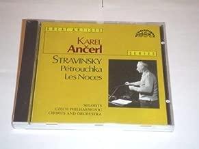 Karel Ancerl conducts Stravinsky - Petrushka Complete Ballet & Les Noces (Supraphon)