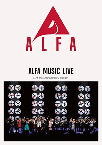ALFA MUSIC LIVE-ALFA 50th Anniversary Edition (完全生産限定盤) (Blu-ray)