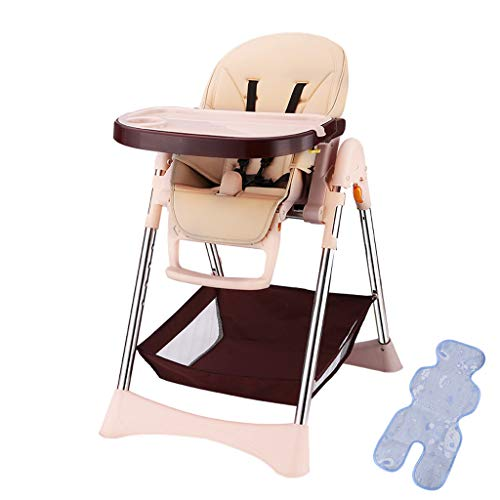 Jiamuxiangsi- Booster Seat Baby Chair Opvouwbare draagbare kinderzitje baby Eat Table Seat -Babystoel