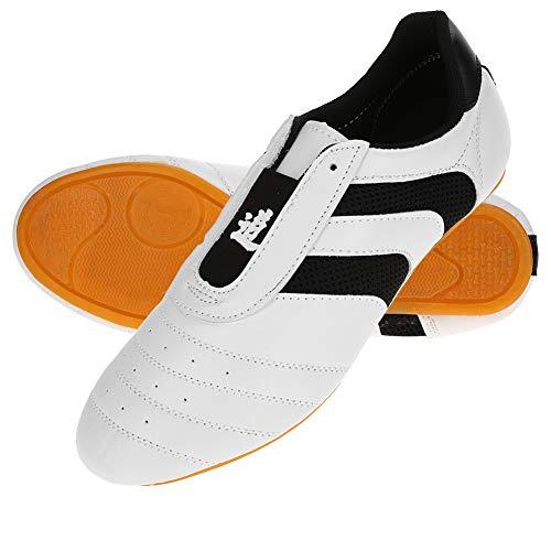 Alomejor Taekwondo Zapatos Transpirables Deporte Boxeo Kung Fu Taichi Zapatos Ligeros para...