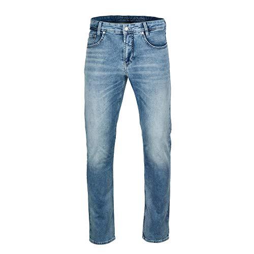 MAC Jeans Herren Jog'n Jeans, Light Authentic Sky Blue, 36W / 34L