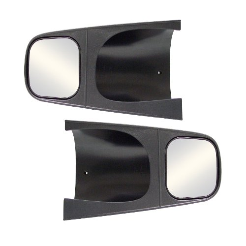 CIPA 11600 Custom Towing Mirror - Ford/Lincoln, Pair, chrome