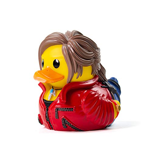TUBBZ Resident Evil Claire Redfield 5056280416449 Figurine de Collection Canard en Caoutchouc