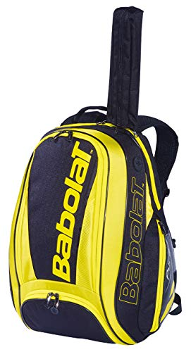 Babolat Tennisrucksack Pure Aero schwarz/gelb (703) 000