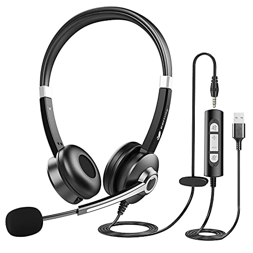 USB Headset With...