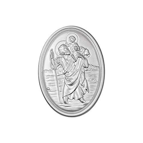 Fritz Cox® Santo San Cristóbal como llavero y medalla