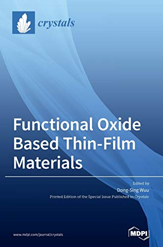 Functional Oxide Based Thin-Film Materials