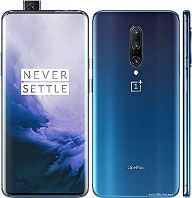 OnePlus 7 Pro GM1915 256GB T-Mobile GSM Unlocked - Nebula Blue (Renewed) by OnePlus
