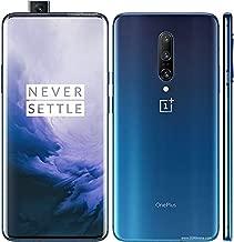 OnePlus 7 Pro GM1915 256GB T-Mobile GSM Unlocked - Nebula Blue (Renewed)