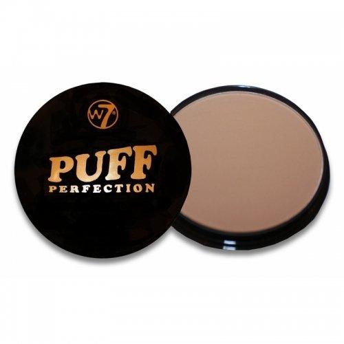 W7Puff perfección todo en uno crema polvo compacto Base 10G–nuevo beige