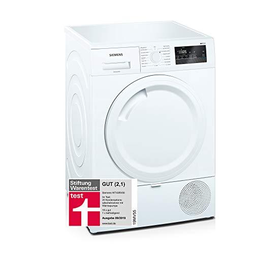 Siemens WT43RV00 Wärmepumpentrockner / A++ / Kondensator-Schutzfilter