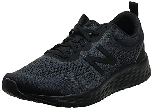 New Balance Fresh Foam Arishi v3, Zapatillas para Correr Hombre, Negro (Black Lk3), 44 EU
