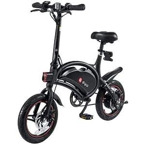 F-wheel DYU Smart Elektrofahrräder Elektroroller D3 Plus