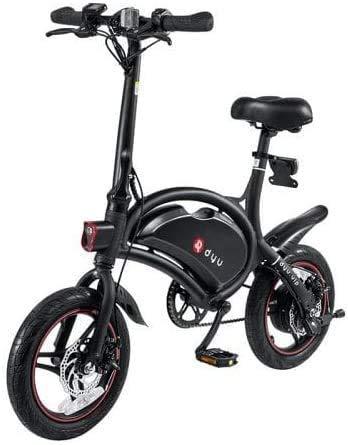 F-wheel DYU Smart Vélo électrique E-Roller Scooter D3