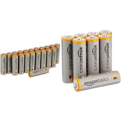 Amazonベーシック アルカリ乾電池 単3形 28個パック