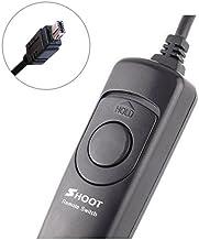 SHOOT Disparador Remoto Cable Disparador para Nikon D750,
