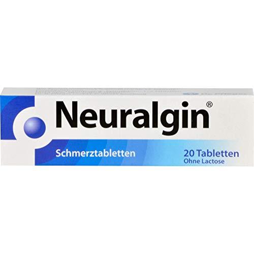 Neuralgin Schmerztabletten, 20 St. Tabletten