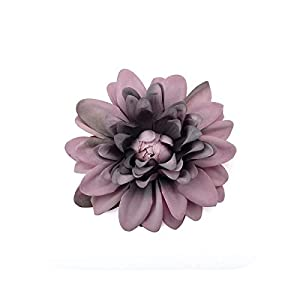 FLOWERS 20pcs Dahlia Artificial Silk Heads for Wedding Decoration Rose DIY Wreath Gift Box Scrapbooking Craft Fake Head