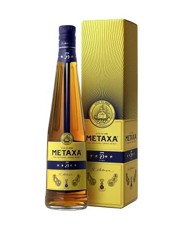 Metaxa The Original Greek Spirit 5 Stars, 70cl