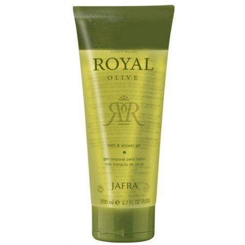 Jafra Royal Olive Bade- und Duschgel