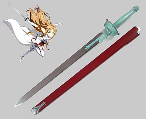 Il Nuovo Mondo Lambert Light Spada Asuna Yuuki Sword Art Online, SAO, Kirito, Yui, Yukki, Sinon