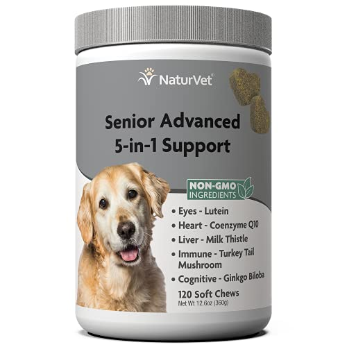 Top 10 best selling list for ginkgo biloba supplement for dogs