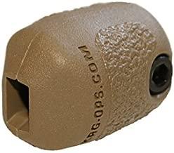 KRG Bolt Knob Lift - Small & Large Version Grip - Fits Remington 700 (Small Version FDE)