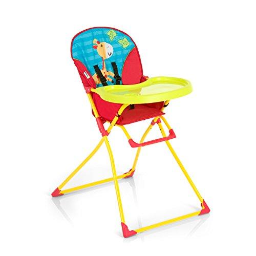Hauck Mac Baby - Trona con bandeja grande y cesta,...