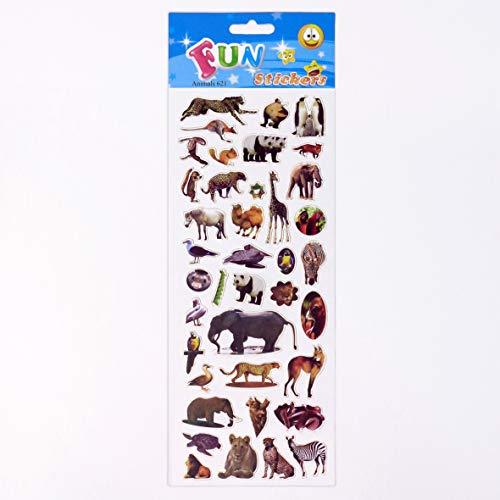 Fun Stickers Animals 621