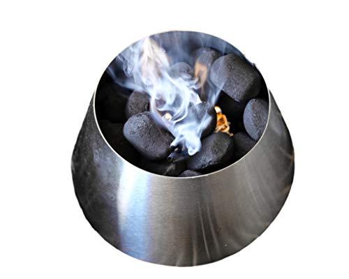 Vortex BBQ Kraftstoff Dome–mit Eiche Chunks und Bio Vorspeisen