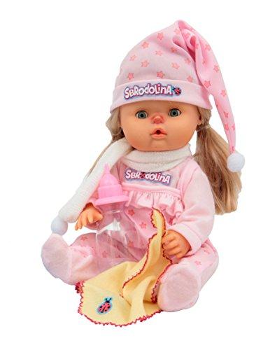 Giochi Preziosi- Bambola Interattiva, BRD01000