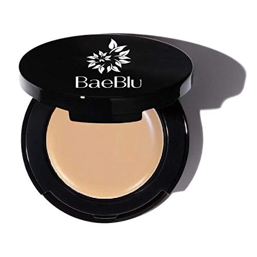 BaeBlu Organic Concealer, FULL Coverage Cover Up, 100% Natural, Made...