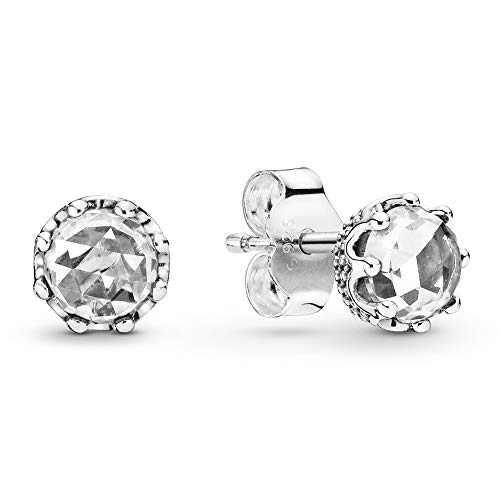 PANDORA Women Sterling silver Earrings - 298311CZ