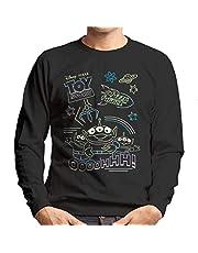 Pixar Toy Story Aliens Oooohhh Sweatshirt voor heren