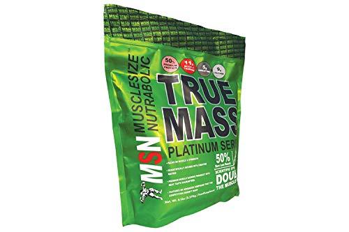 MSN Weight Gainer True Mass Platinum Series (6 lbs)