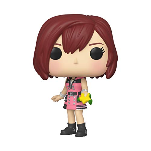 Funko Pop Disney: Kingdom Hearts 3-Kairi w/Hood Figura Coleccionable, Multicolor (39940)