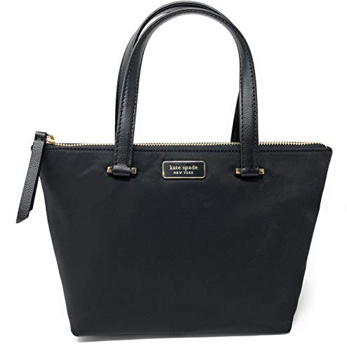 Kate Spade New York Dwan Insulated Tote Nylon (Black)