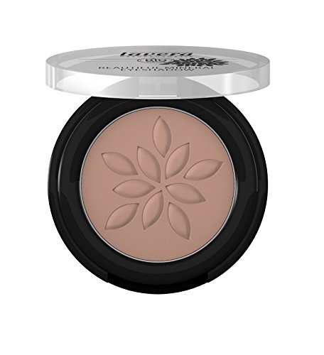 lavera Lidschatten Beautiful Mineral Eyeshadow ∙ Farbe Matt'n Cream gold ∙ farbbrilliant & langanhaltend ∙ Natural & innovative Make up ✔ vegan ✔ Bio Pflanzenwirkstoffe ✔ Naturkosmetik ✔ Augen Kosmetik 1er Pack (1 x 2 g)