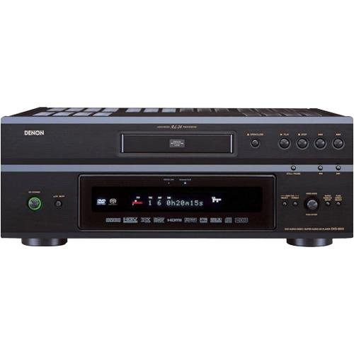 Buy Bargain Denon DVD-5910CI A/V Progressive Scan DVD Audio/SACD Player with Realta T2 HQV