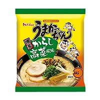 ハウスうまかっちゃん博多からし高菜風味5食入×6個入り