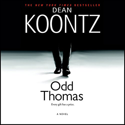 Odd Thomas cover art
