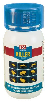 KOLLANT INSECTICIDA LIQUIDO KILLER 250ml.