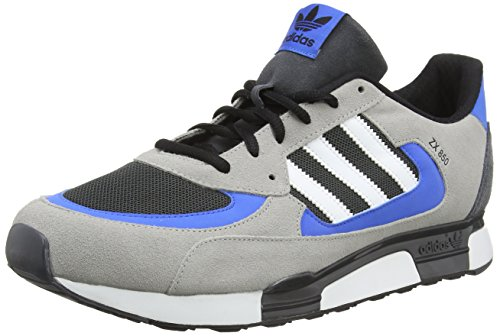 adidas Originals - ZX 850, Sneakers, unisex, Mgsogr/Ftwwht/Dgsogr, EU 37 1/3