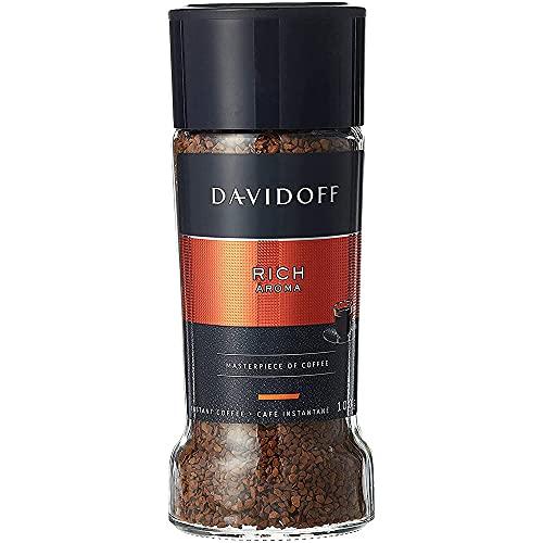 Davidoff Cafe Instant Coffee Jar, Rich Aroma, 100 Gram