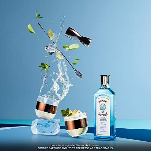 Bacardi Bombay Sapphire London Dry Gin 40% Vol. (1 x 0,7 l) - 4