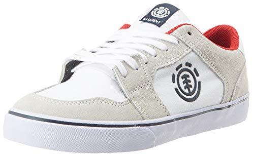 Element Herren Sneaker, Weiß (White 10), 42.5 EU