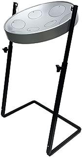 Panyard Jumbie Jam W1158 Steel Drum Z-Stand Silver G Diatonic