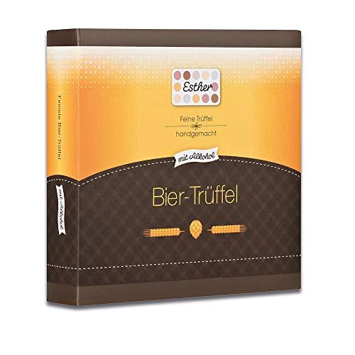 Esther Confiserie - Bier Trüffel 9er Packung 110g