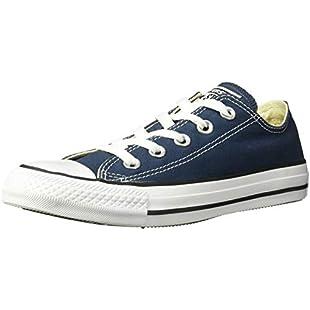 Converse Allstar Oxford Navy Canvas Shoe 8 Navy:Carsblog